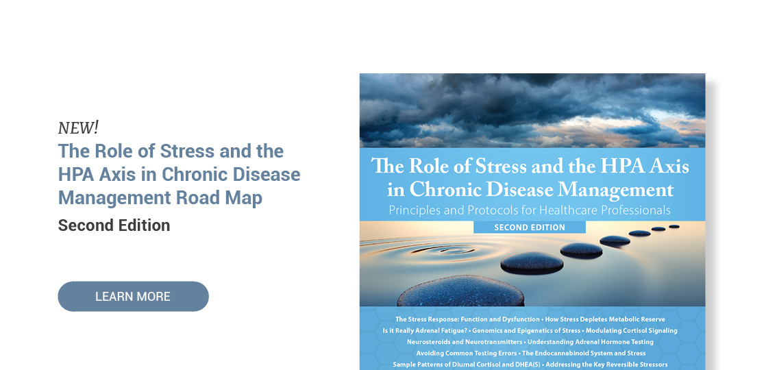 The Role of Stress and the HPA Axis in Chronic Disease Management Road Map