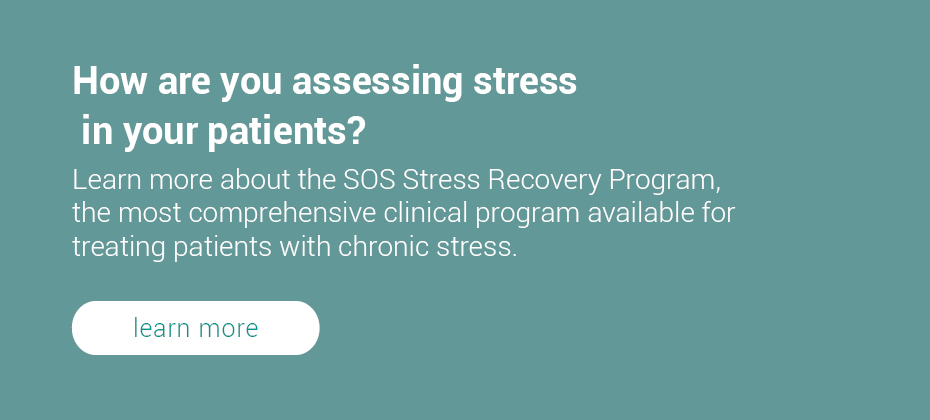 SOS Stress Recovery Program AD